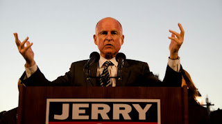 'I think Trump sees this as a galvanising rhetoric for his base,' California governor Jerry Brown told the BBC. (Photo Credit: Flickr/Steve Rhodes) Click to Enlarge.