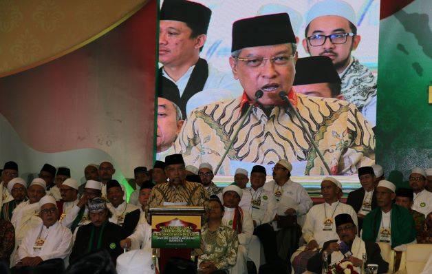 Multaqo Ulama dan Habaib Digelar, Ketua PBNU: Ini Baru Betul-Betul Ulama