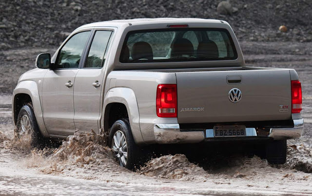 Pick-Up Amarok 2013 Automática