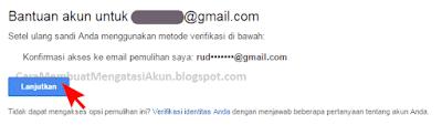 merubah kata sandi gmail