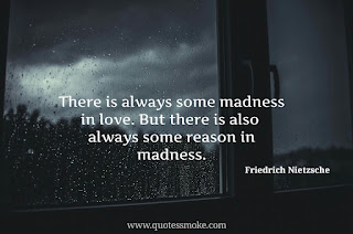 Love Quote by Friedrich Nietzsche