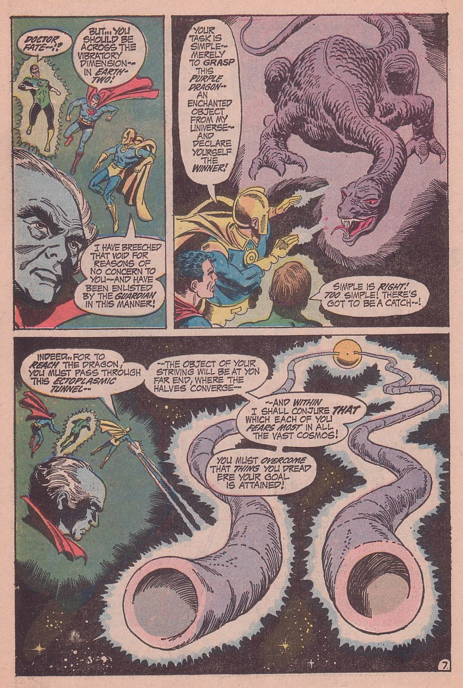 Read online World's Finest Comics comic -  Issue #201 - 10