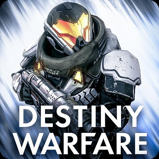 تحميل لعبة Destiny Warfare v1.1.5 للاندرويد حملها الان