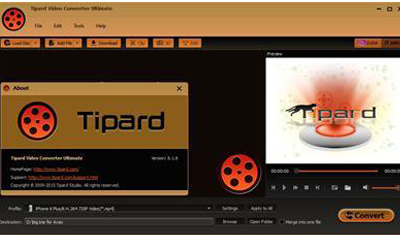 Tipard Video Converter Ultimate Registration Serial Code Free Download With Crack