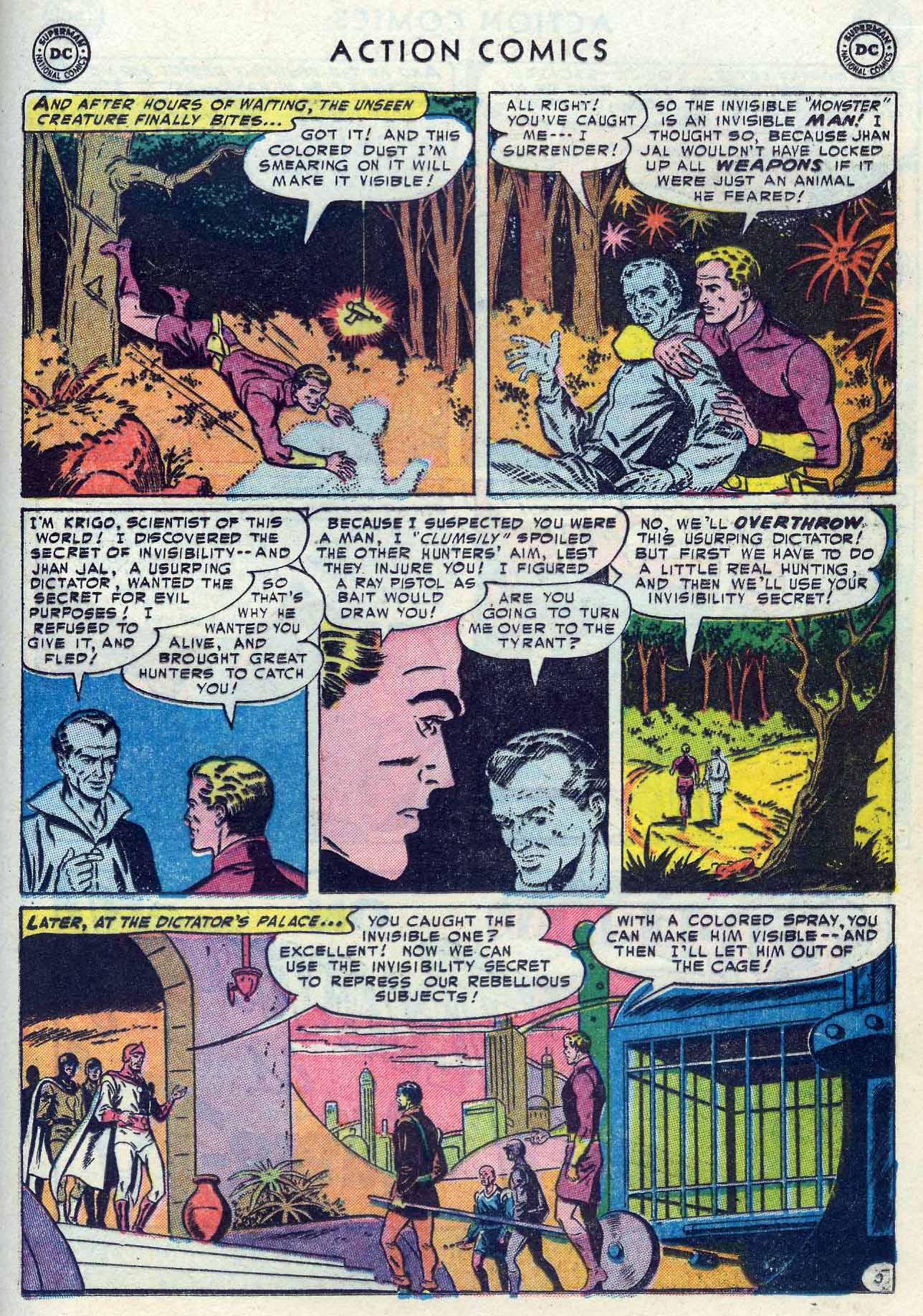 Action Comics (1938) 190 Page 28