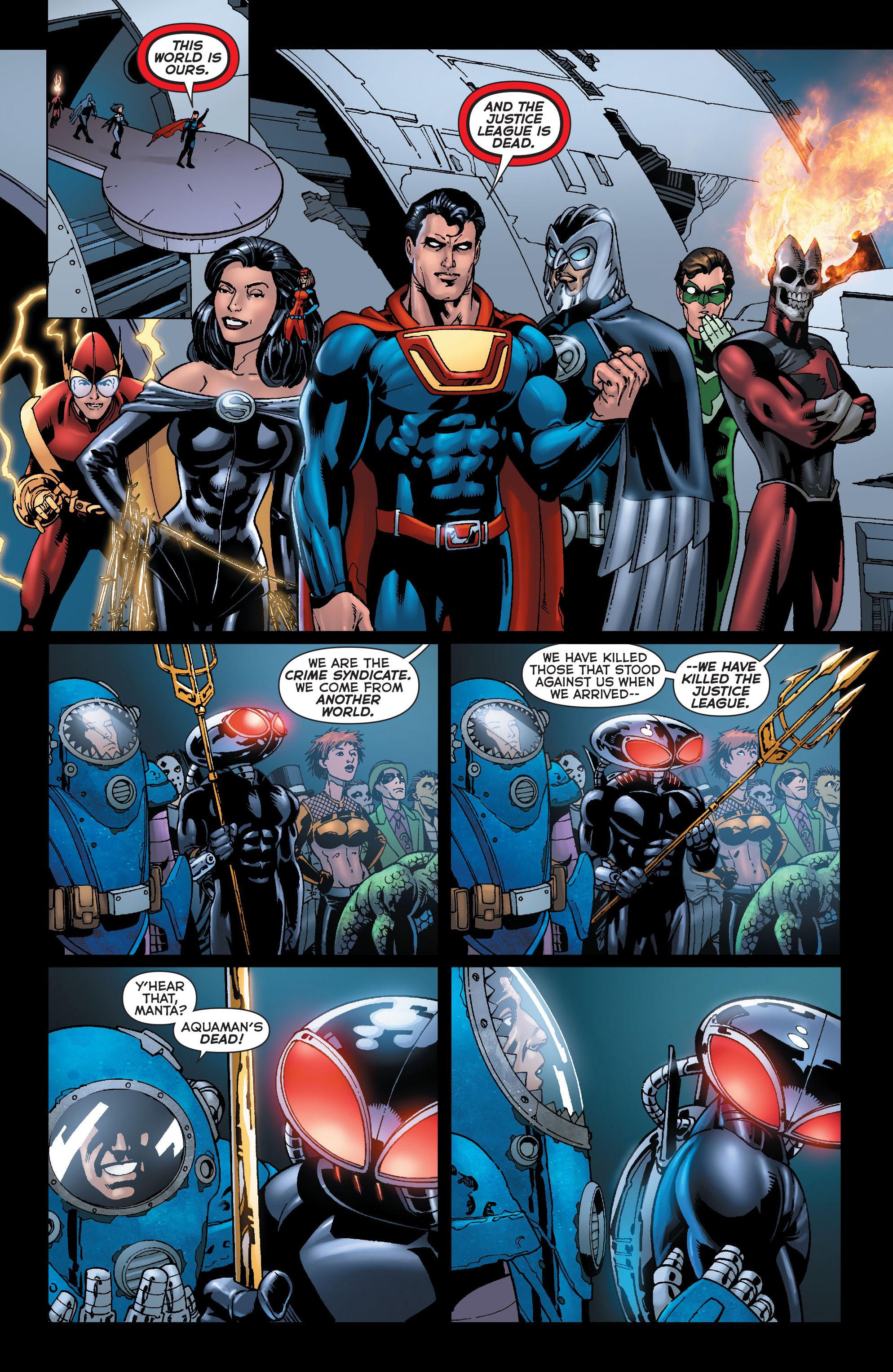 Read online Aquaman (2011) comic -  Issue #23.1 - 12
