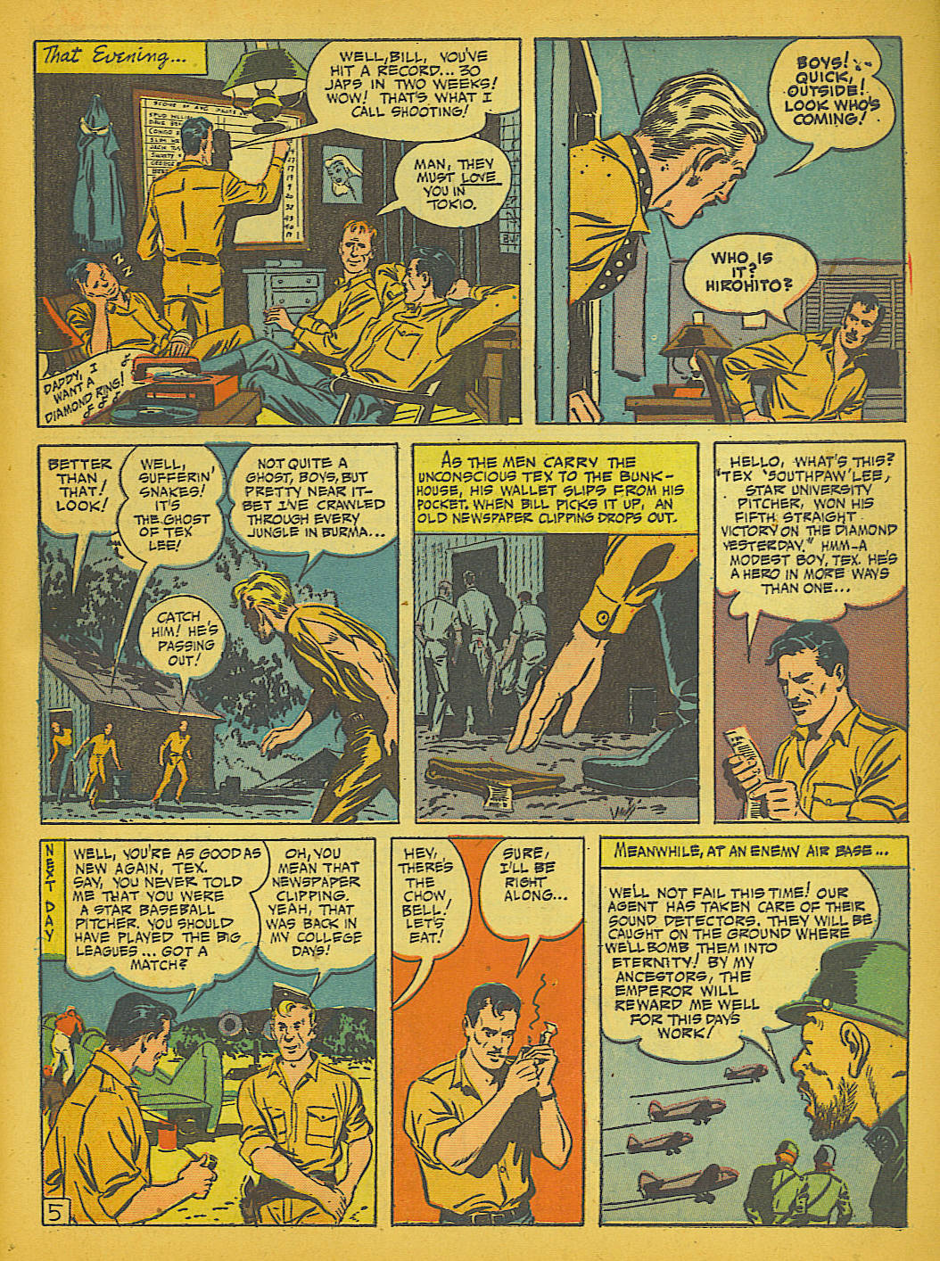 Read online Action Comics (1938) comic -  Issue #51 - 54