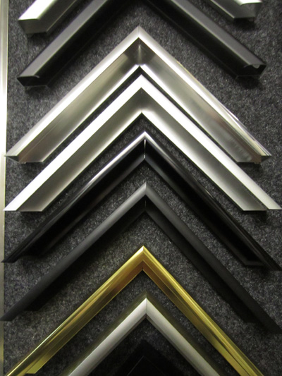 Vancouver on Canvas: [New!] Nielsen Metal Frames!