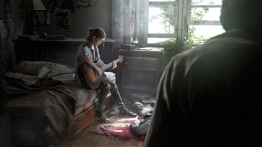 the last of us 2 joel ellie