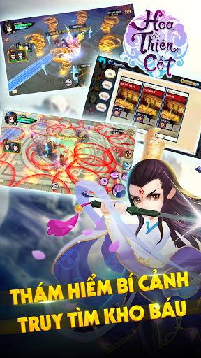 Game Hoa Thiên Cốt Online cho điện thoại di động Android