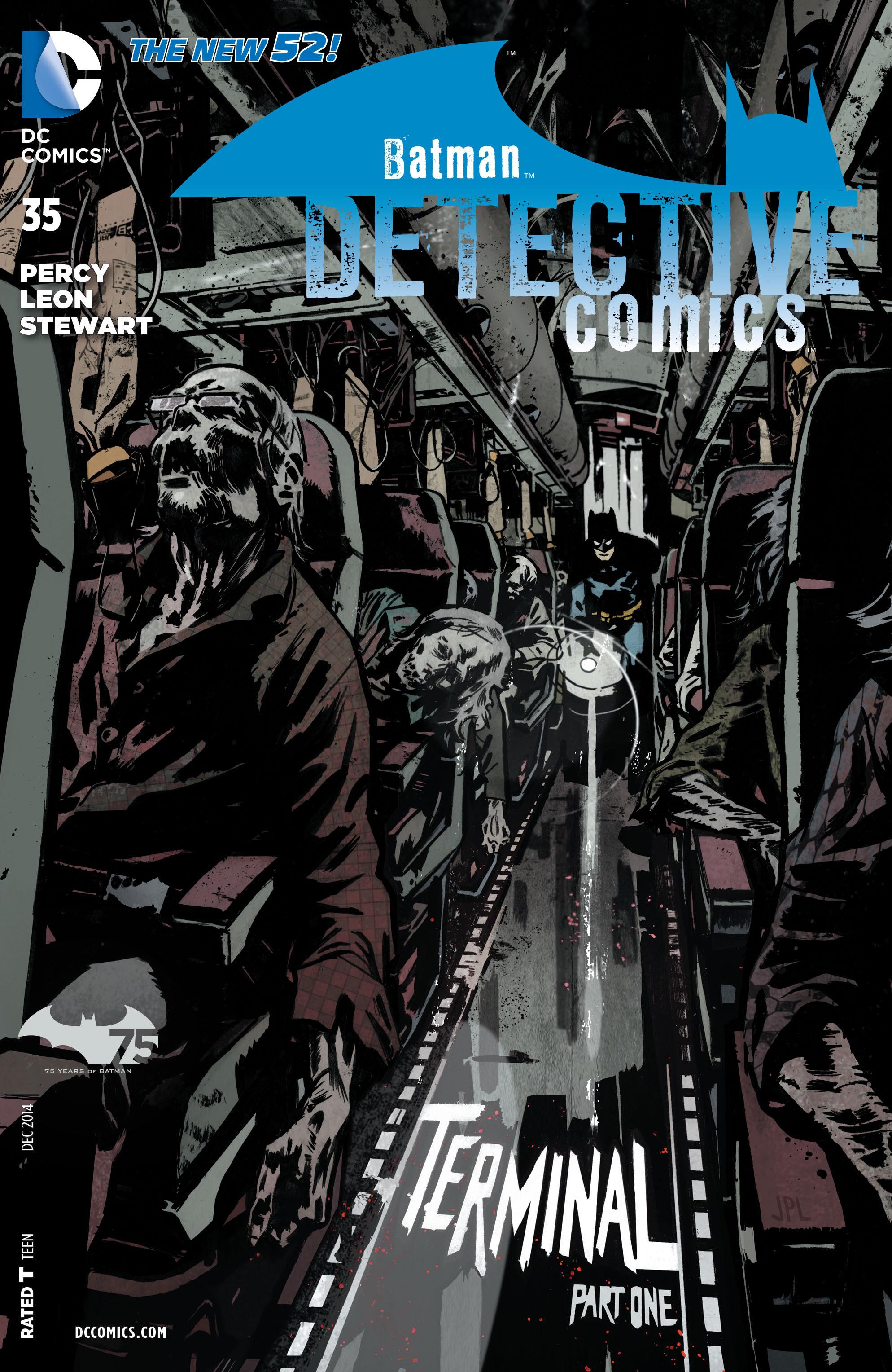 Detective Comics (2011) 35 Page 1