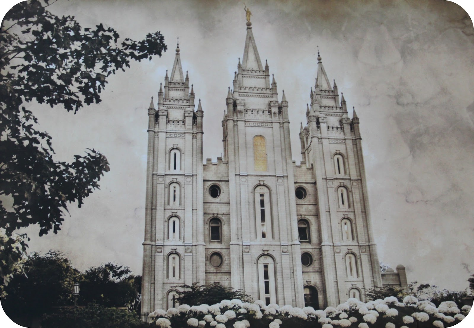 Blue Skies Ahead: LDS Wall Art Review!