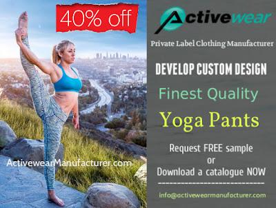 Yoga Pants Wholesale