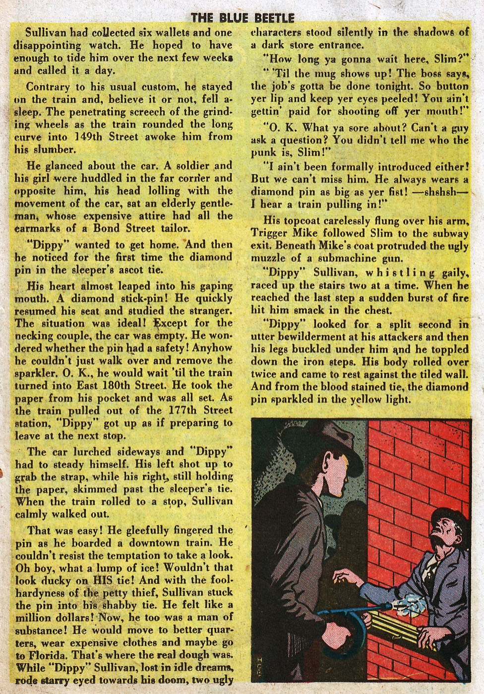 The Blue Beetle issue 33 - Page 26