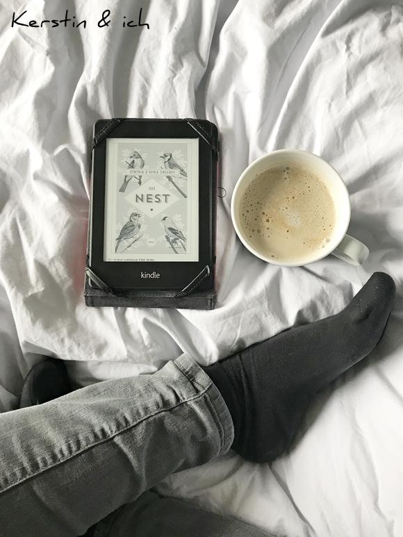 Buchcover E-Book Das Nest