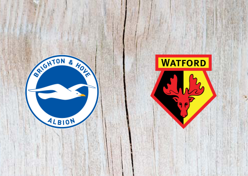 Brighton vs Watford - Highlights 2 February 2019