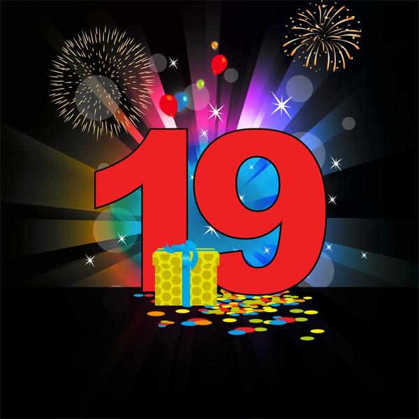 verjaardag 19 jaar Afbeeldingen Verjaardag 19 Jaar   ARCHIDEV verjaardag 19 jaar