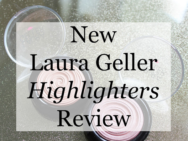NEW Laura Geller Highlighter Review