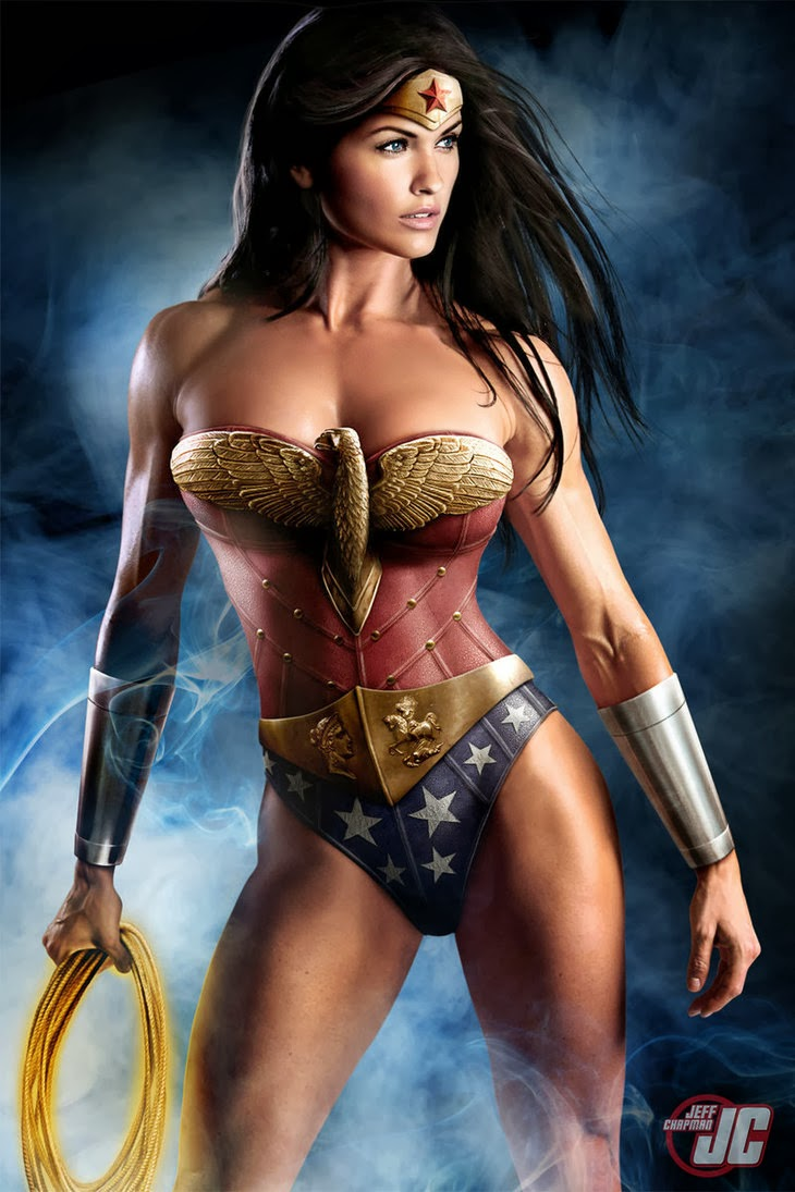 Gal Gadot, the Israeli actress who was recently cast as Wonder Woman ...