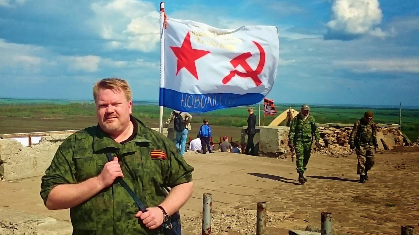 Image result for Johan Backman Crimea