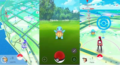 10 Cara Mudah Memainkan Game Pokemon Go Bagi Pemula