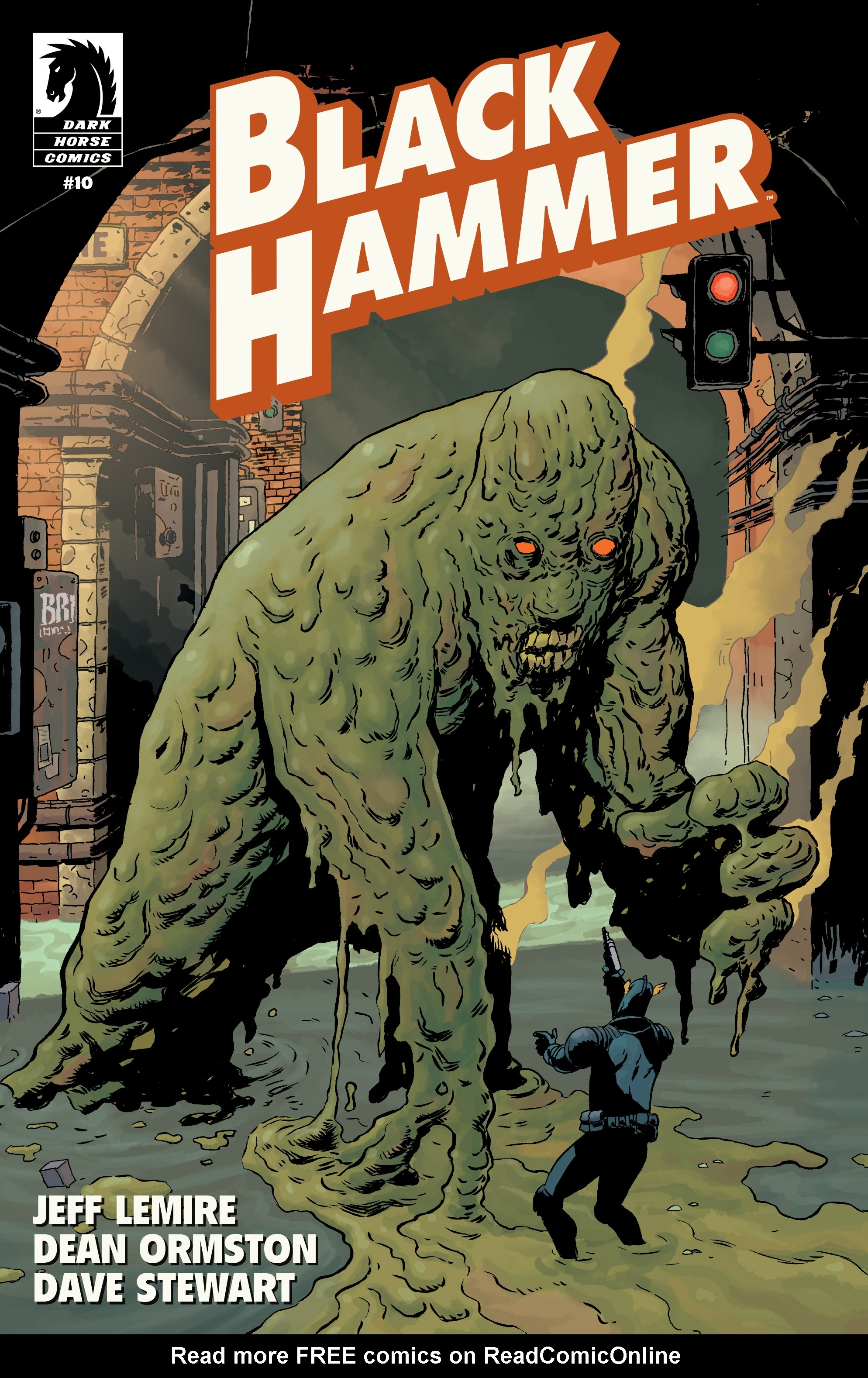 Read online Black Hammer comic -  Issue #10 - 1