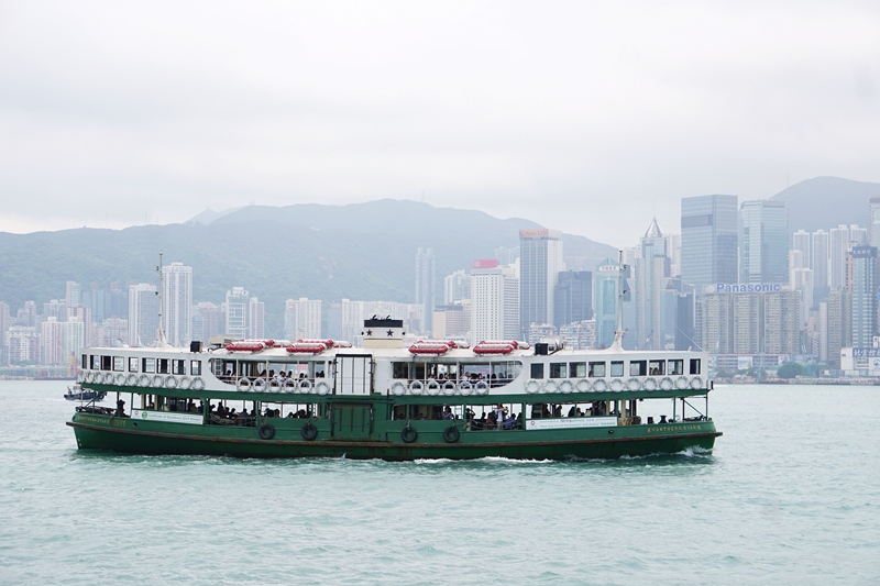 star ferry, hongkong