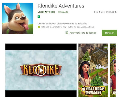 Klondike Adventures Downloads APP