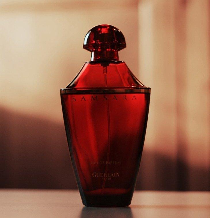 215f12882 عطر سمسارا من جيرلان للنساء   Samsara Eau de Parfum Guerlain