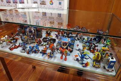 Caballeros mágicos (Lego) de Javier Villanueva Cañas