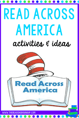 Activities and ideas from one school for celebrating Read Across America.