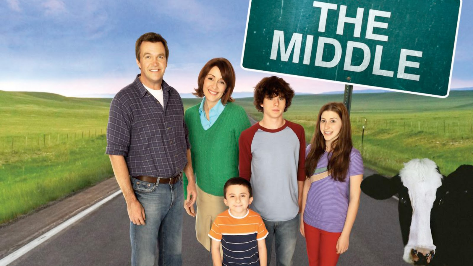 reparto de The Middle