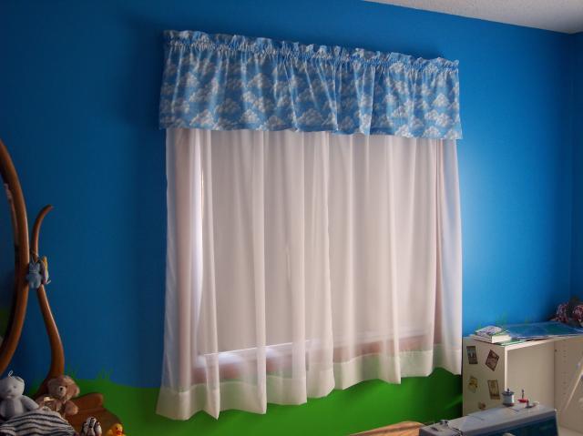 Cortinas para el hogar ideas para hacer cortinas para ni os - Hacer cortinas infantiles ...