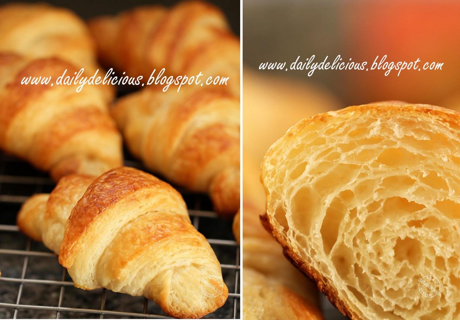 dailydelicious September 2011 Daring Bakers Challenge