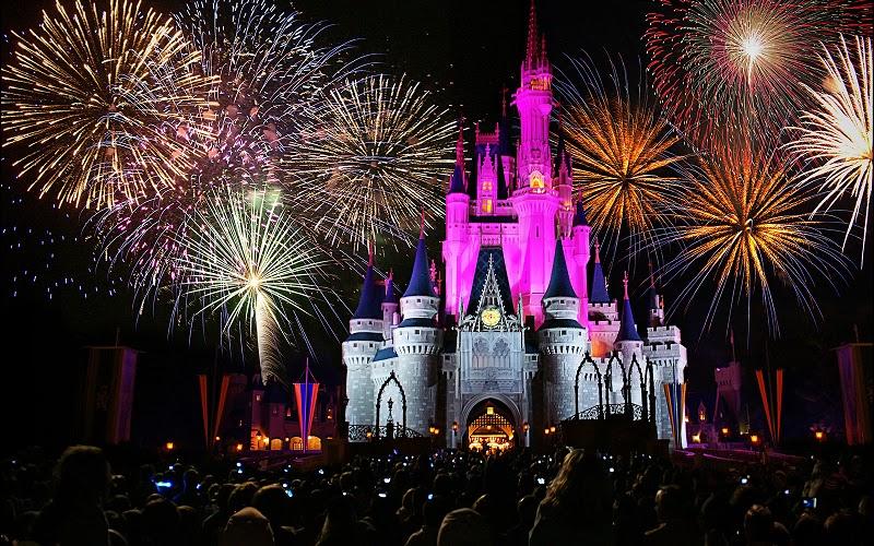 O que fazer no ano-novo em Orlando em 2018: Ano Novo no Magic Kingdom na Disney