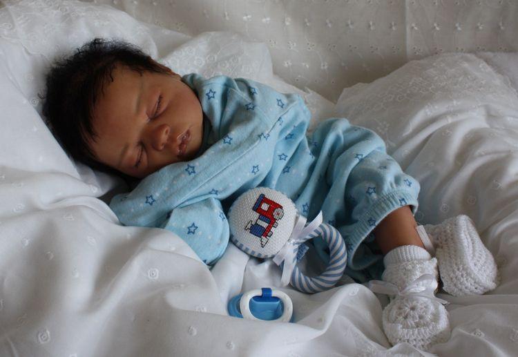 Reborn Baby Boy, Ethnic, Biracial, A/A Newborn | eBay