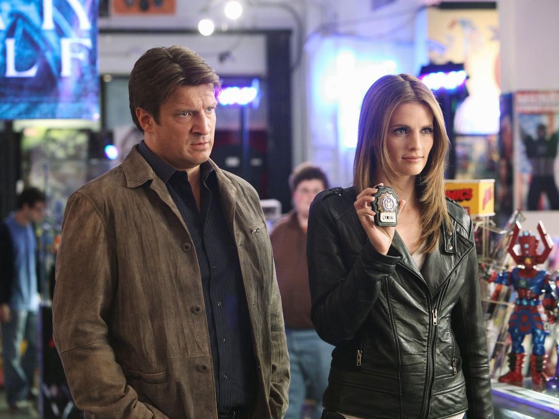 Castle - Season 4 Episode 02: Heroes & Villains