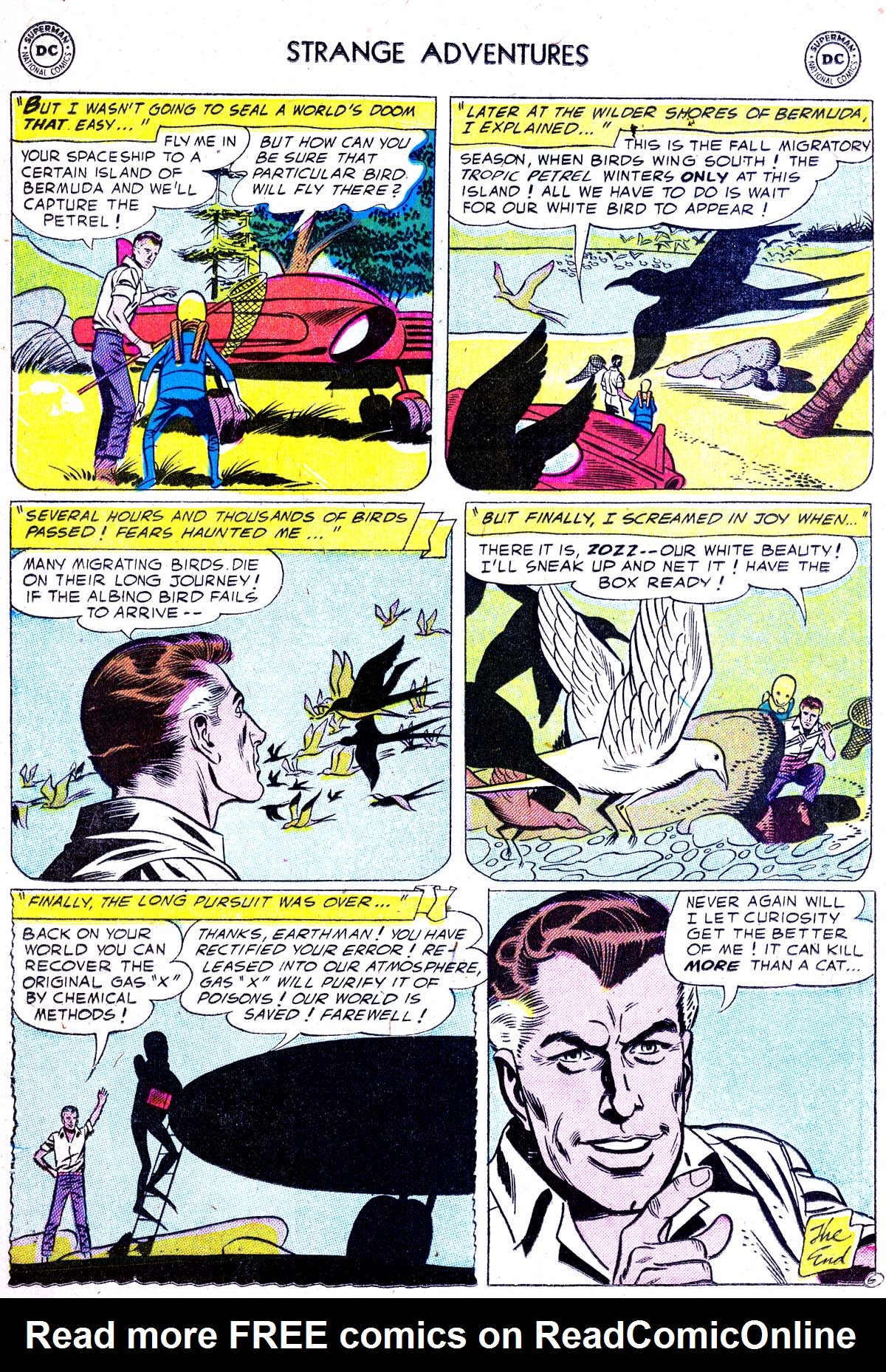 Strange Adventures (1950) issue 75 - Page 24