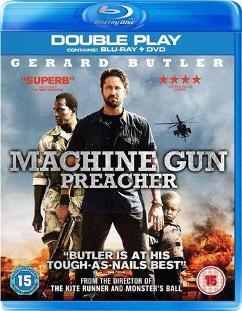 Machine Gun Preacher 2011 Dual Audio Hindi 480p Bluray 400mb Ssr