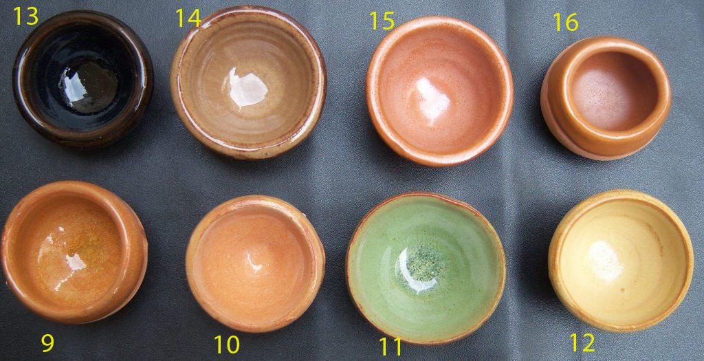 El barro y yo f rmulas de esmaltes alcalinos con talco de for Oxidos para ceramica