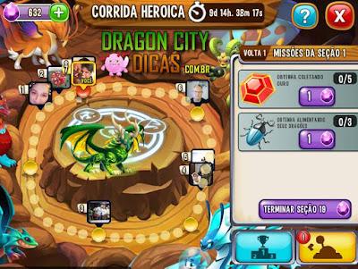 Corrida Heroica 24 - Dragoniverso - Passos do Evento!