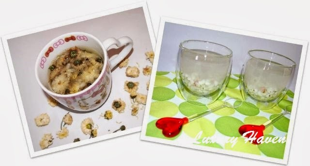 chinese remedy barley chrysanthemum health