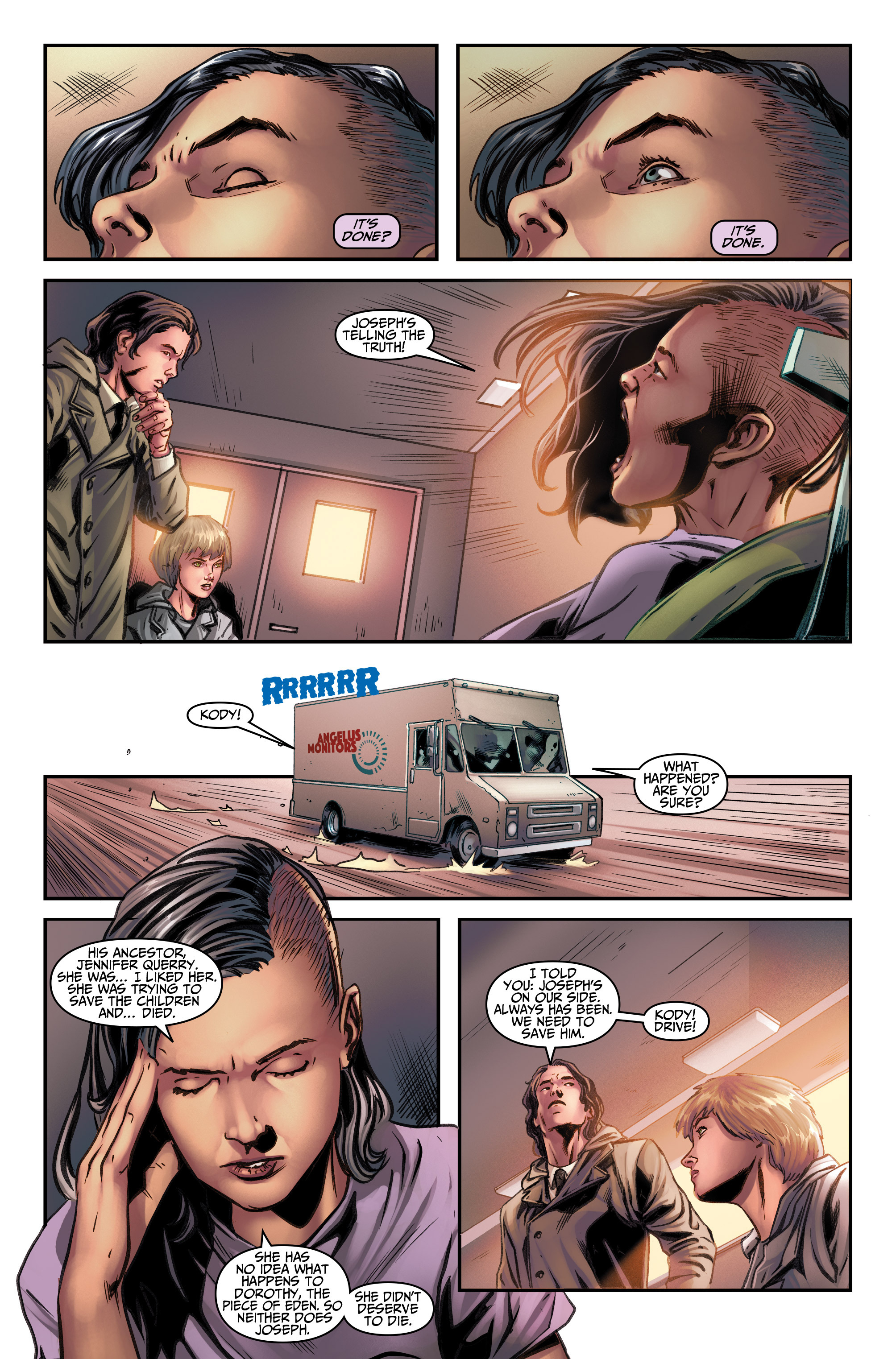Read online Assassin's Creed (2015) comic -  Issue #4 - 10