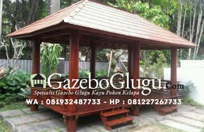 Gazebo Rumah Makan
