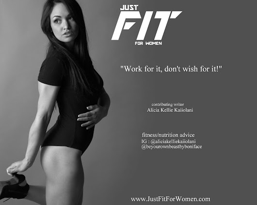 """Work for it, don't wish for it!"""