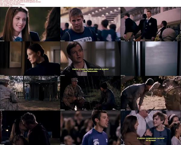A Warriors Heart 2011 DVDRip Subtitulos Español Latino Descargar