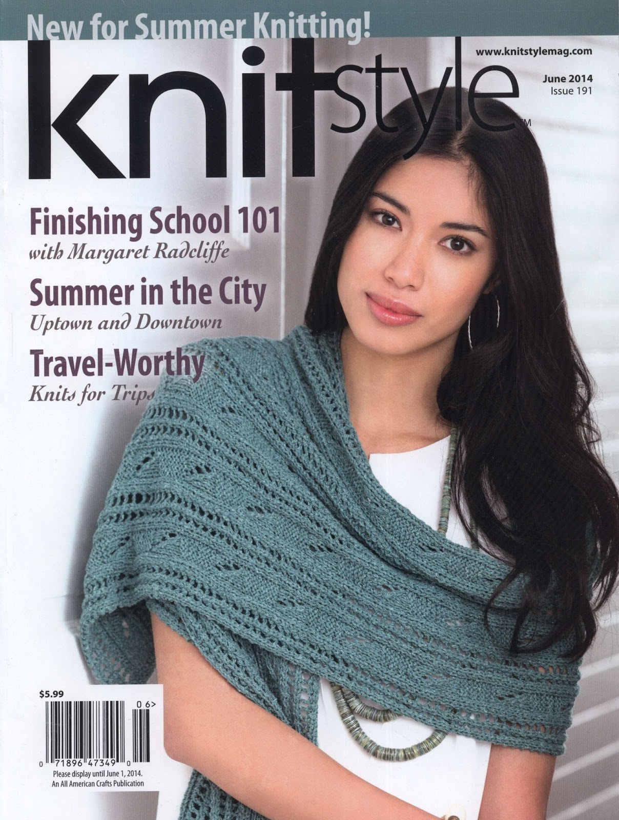 KnitStyle June, 2014