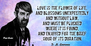 D.H.Lawrence: Best quotes given by him