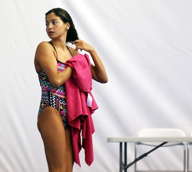 Foto Yusra Mardini, Paha, Atlet, Seksi
