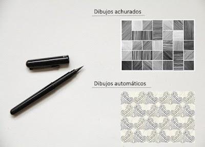 Cómo hacer dibujos automáticos y achurados